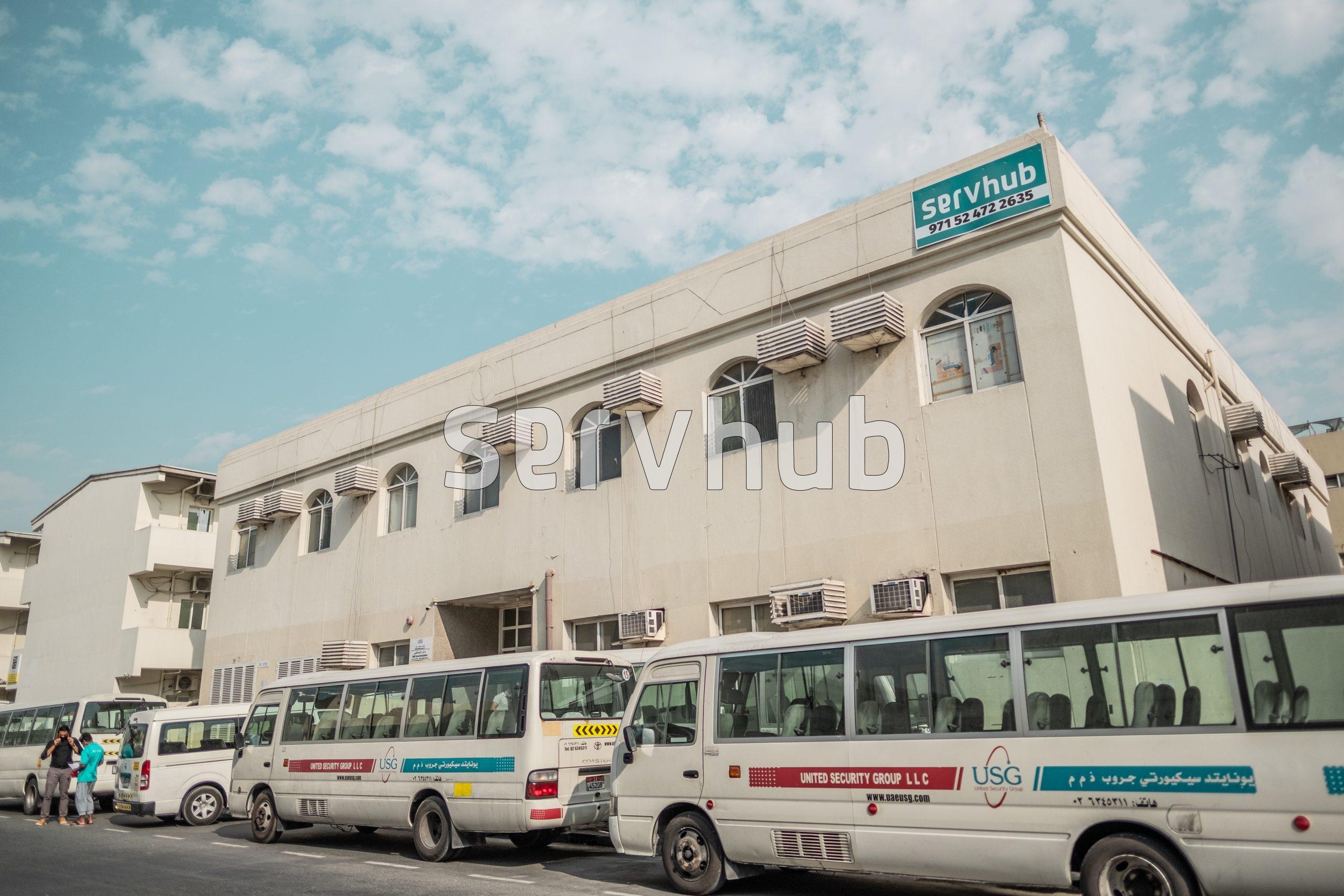 Building – Al Qouz 4