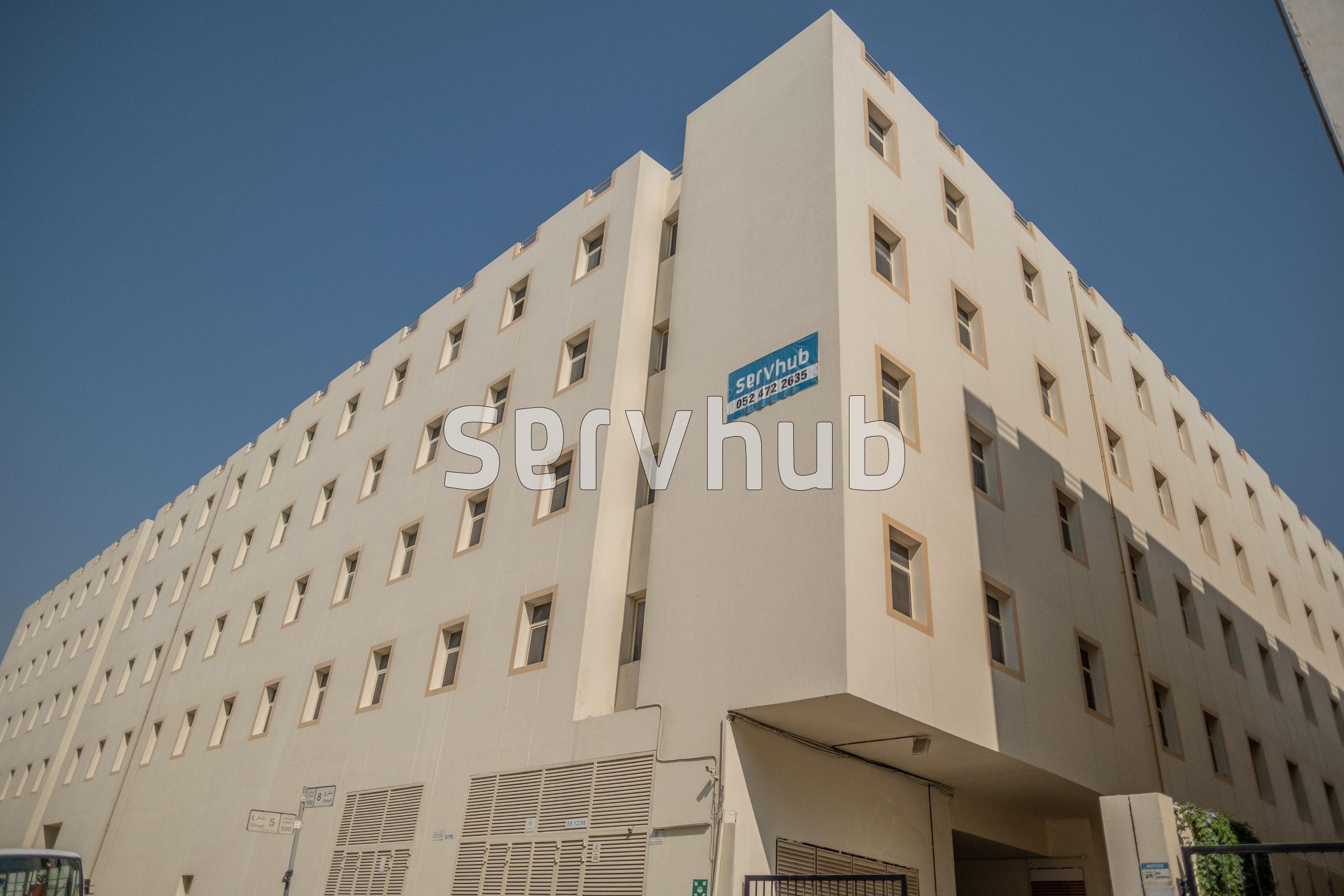 Building - Jebel Ali 6