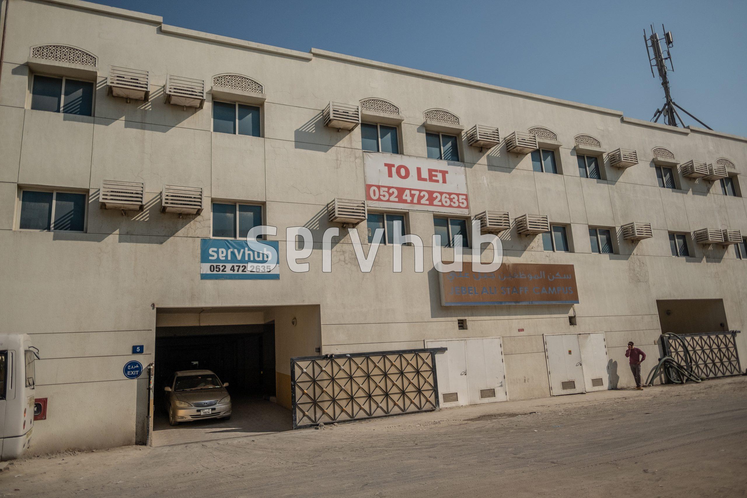 Building - Jebel Ali 11