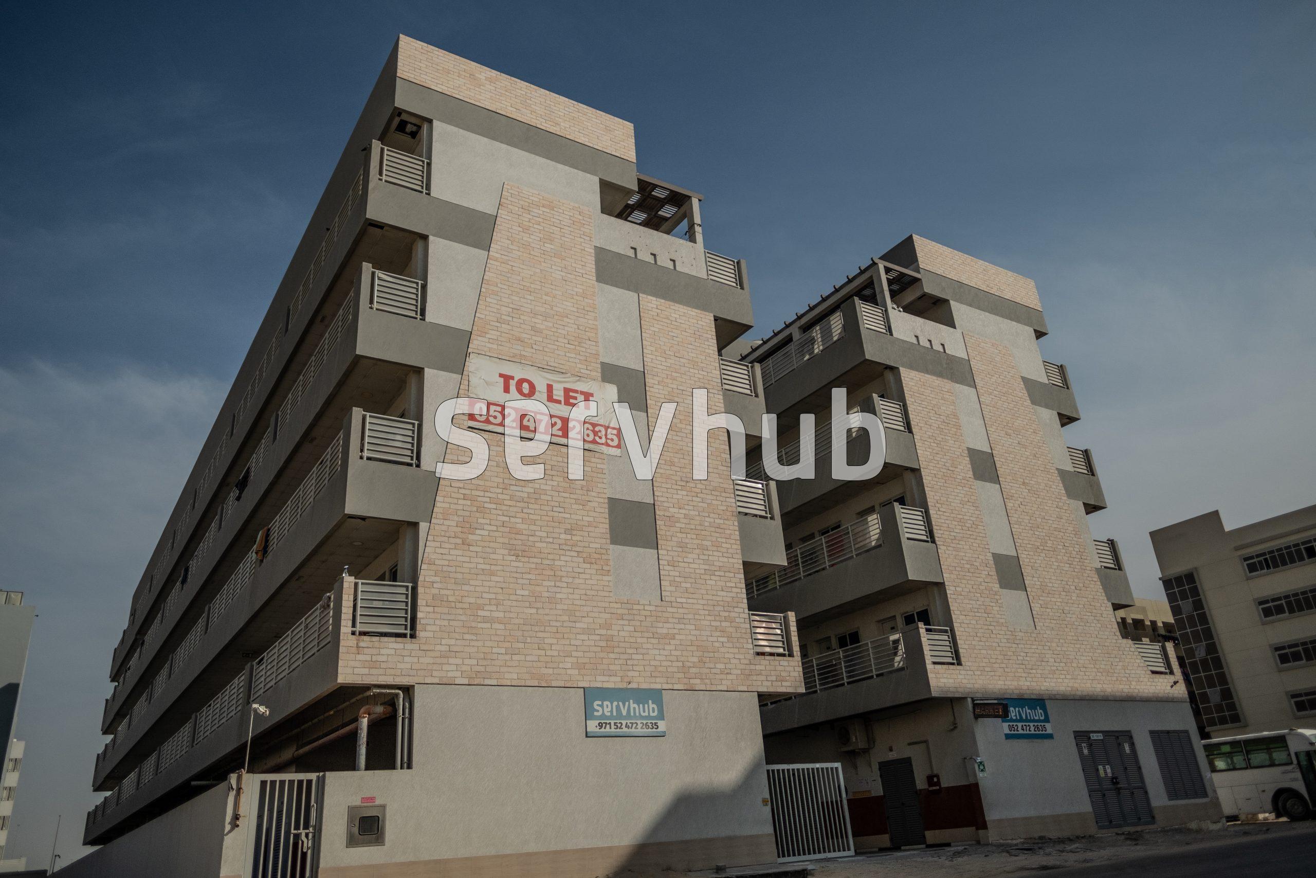 Building - Jebel Ali 1