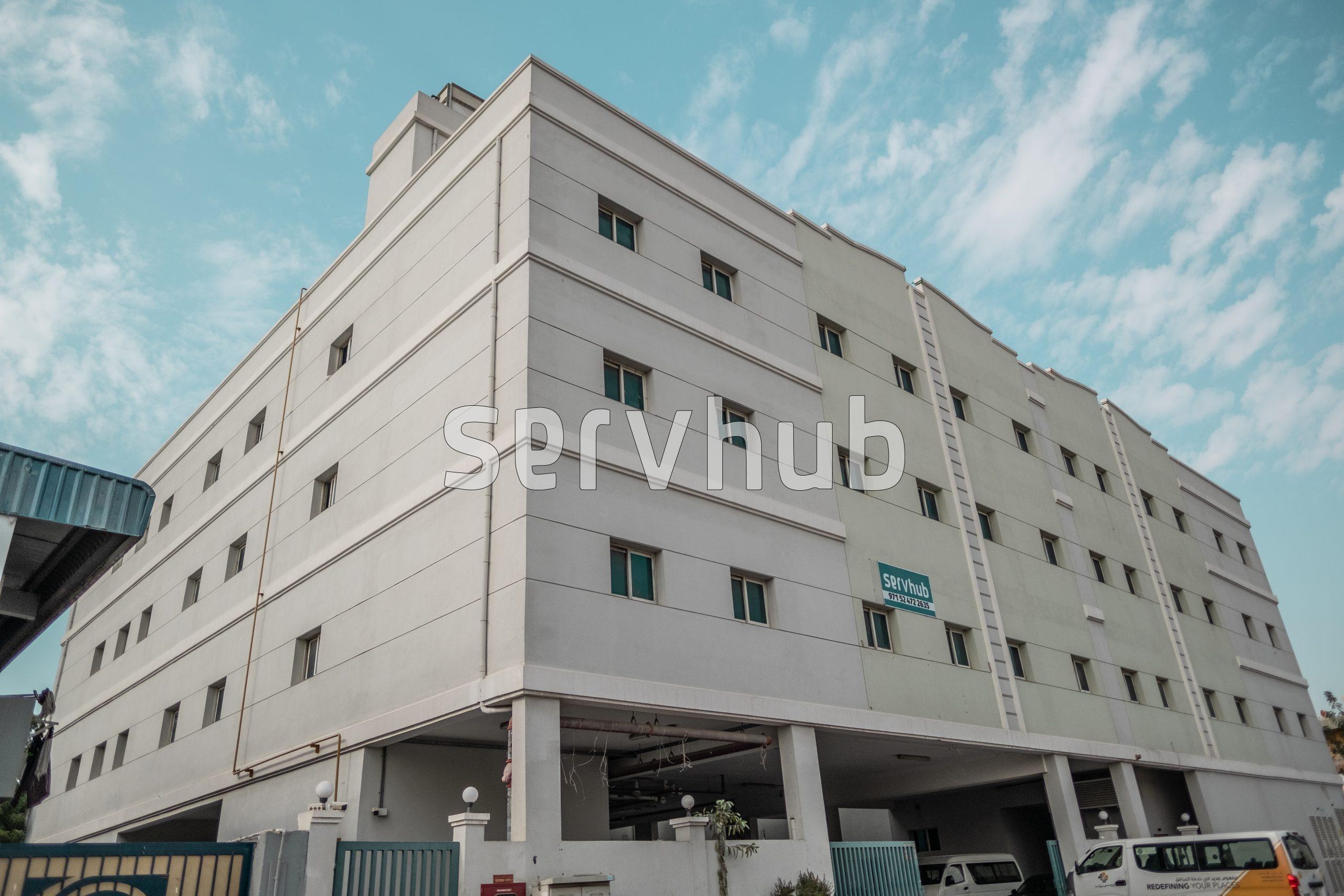 Building – Al Qouz 1