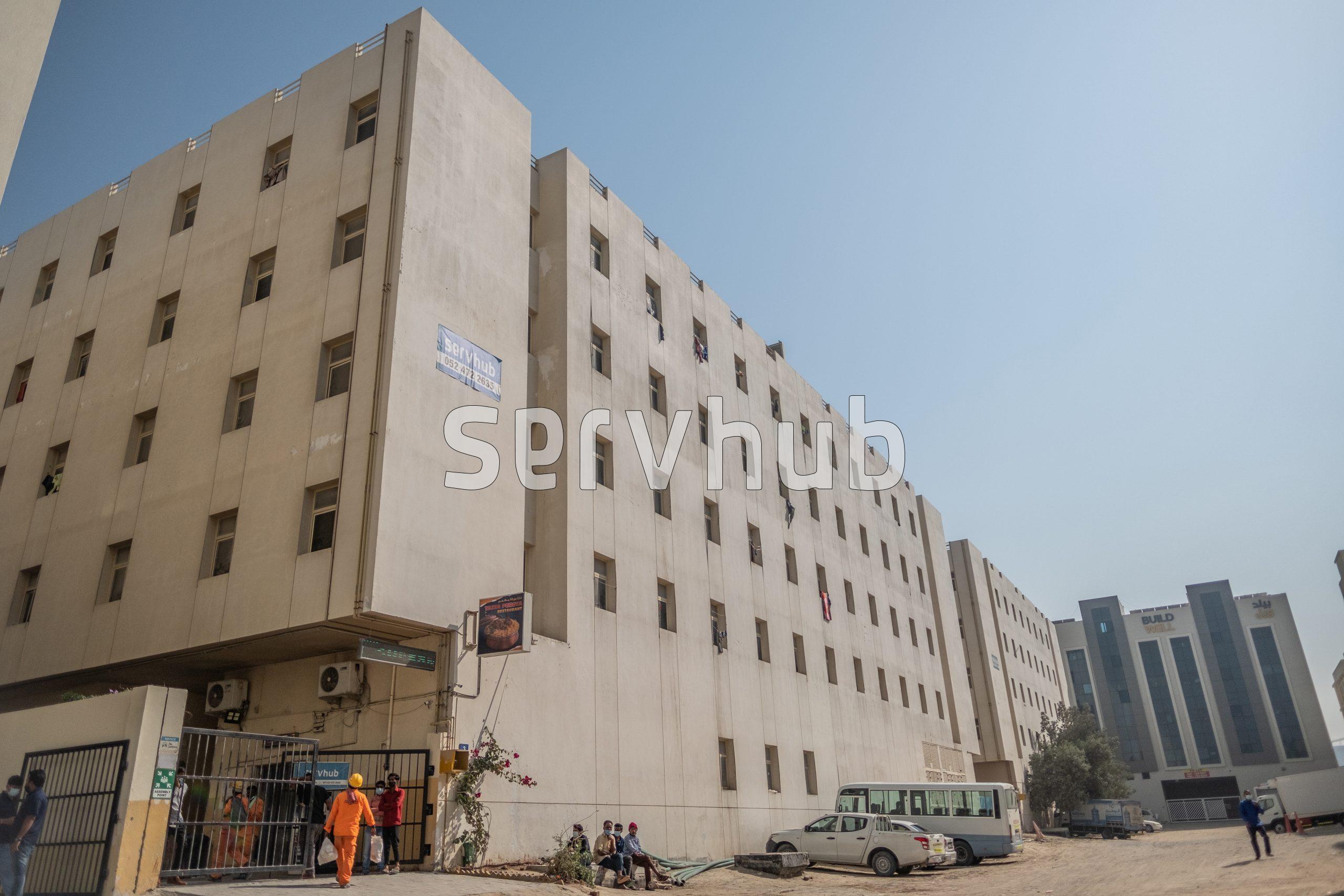 Building - Jebel Ali 3