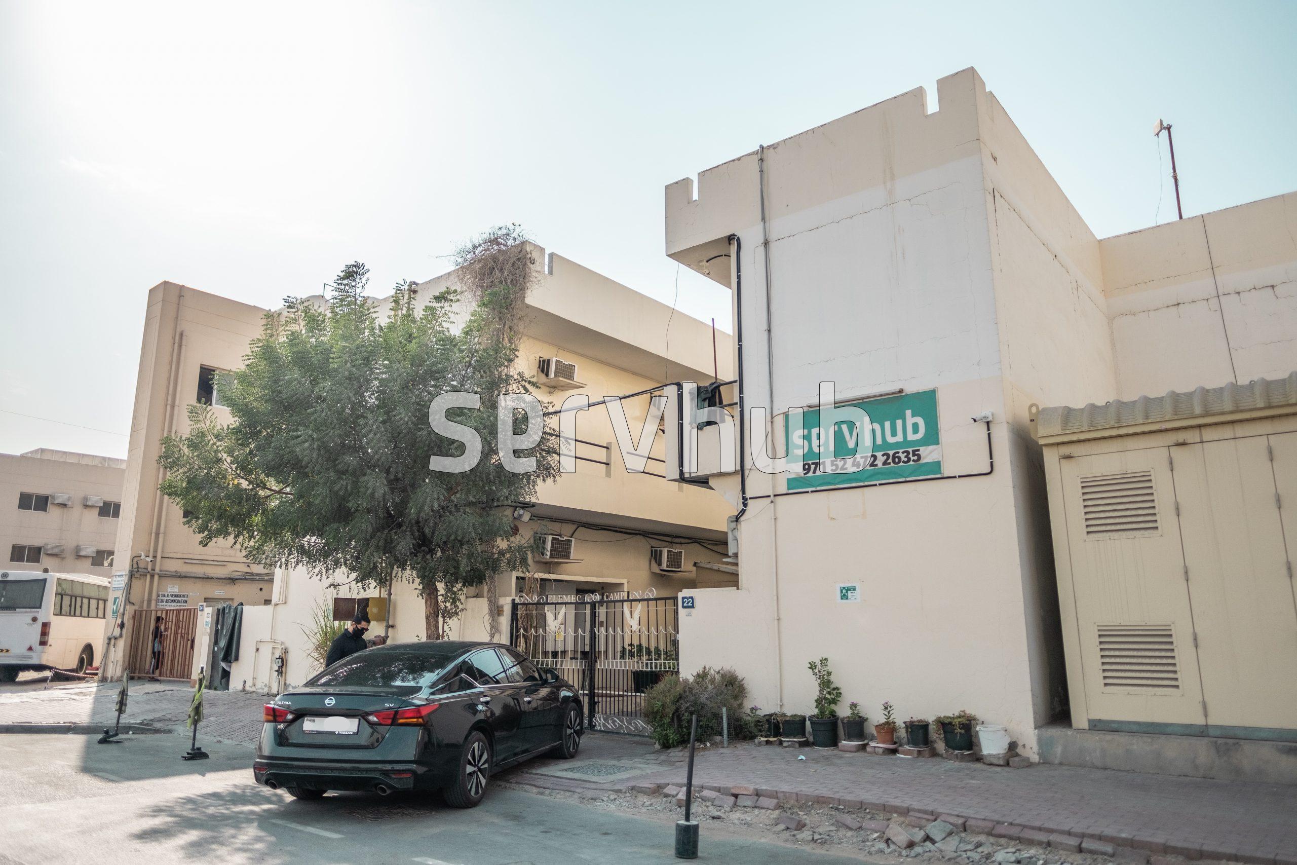 Building – Al Qouz 7