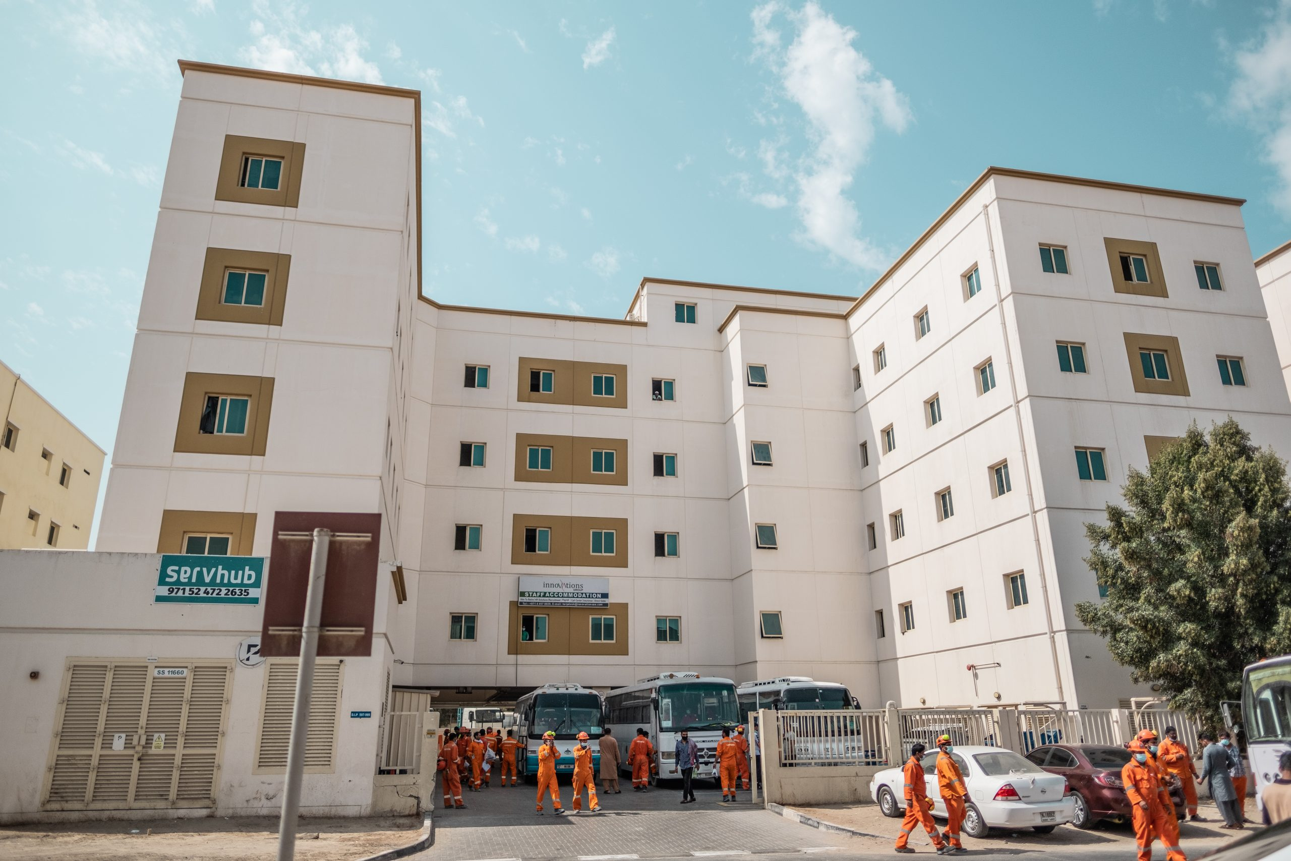 Building - Dubai Investment Park (DIP) 1